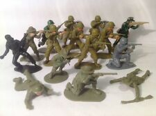 Airfix (mainly) American, Australian & Others Soldiers (my Ref Gr 904) , Plastic