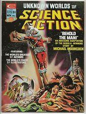 Unknown Worlds of Science Fiction #6 (Nov1975,Marvel) Brunner/Colan/Nino/etc VF-