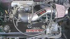 Racing Short ram Air Intake TOYOTA Tercel/Paseo 1.5L 90-99 Reusable Cold Filter