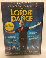 Lord of the Dance (DVD, 2011) Michael Flatley Returns !! NEW !!