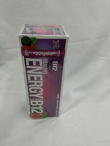 LS5 Healthy Energy Drink Mix Hydration with B12 n Multi Vitamins Berry exp12/21