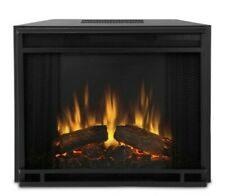 """Real Flame Vividflame Led Electric Firebox Fireplace 23"""" Insert 4099"""