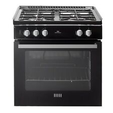 Static Caravan built in LPG Oven & Hob New World 600 DIS T1 Black