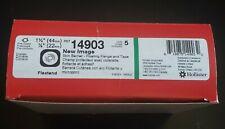 """1bx/5 Hollister Flextend Pre-Cut Convex Skin Barrier- PreCut 7/8"""" #14903"""