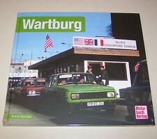 Wartburg 353 / Wartburg 1.3 / Wartburg 312 - Schrader-Typen-Chronik!
