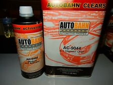 Glamour Clear Coat Kit 5 Qts High Gloss Comparable To all kandy Wet Wet Mix 4 1