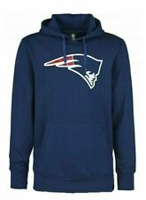 NFL New England Patriots Hoodie Mens Medium Hooded Top Jersey