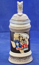 Texas Sesquicentennial 1986 German Stoneware Beer Stein. Limited Edition