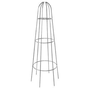 bellissa Ranksäule London Kegel rund, verzinkt 80cm