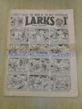 LARKS #479 26TH DECEMBER 1936 BRITISH WEEKLY COMIC^<