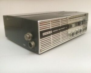 Vintage Open Reel Portable Tape Recorder; UHER 4000 Report – L