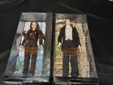 The Twilight Saga Breaking Dawn Bella Barbie Doll & Edward Doll Part 2