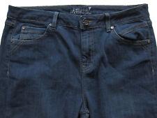 New Womens Marks & Spencer Per Una Blue Boyfriend Jeans Size 20 Leg 28 DEFECT