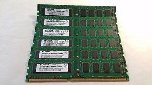 Elpida 6GB(6X1GB) PC3-8500U DDR3-1066MHz nonECC Unbuffered CL7 240-Pin DIMM S-RK