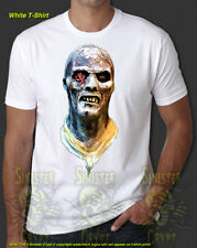 Lucio Fulci's Zombie 2 Horror movie film Vintage Retro New T-Shirt S-6XL
