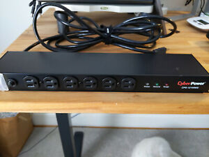 Cyberpower CPS-1215RM Rackmount Black