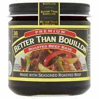 Better Than Bouillon Roasted Beef Base, 8 oz