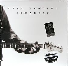 "Eric Clapton "" Slowhand "" 200 Gram Vinyl LP 35th Anniversary Half Speed Master"