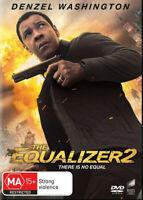 The Equalizer 2 (DVD, 2018) Region 4