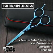 """PROFESSIONAL 6"""" HAIR CUTTING SCISSORS HAIRDRESSING SHEARS WITH CASE"""