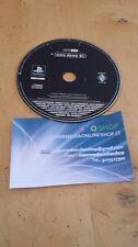 EURO DEMO 61 SOLO CD X Sony PLAYSTATION 1 PS1-INTROVABILE- PAL BUONE CONDIZIONI!