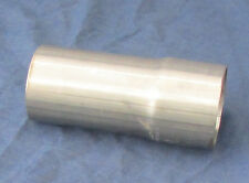 "Exhaust connector / adapter / reducer - 304 Stainless steel weld on 50mm (2"")"