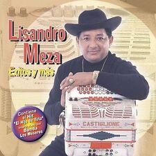 Meza, Lisandro : Exitos Y Mas CD