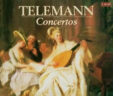 Various - Telemann Concertos