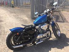 Harley Davidson Custom Bobber Style Sportster '97