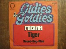 FABIAN 45 TOURS GERMLANY TIGER