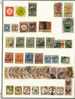 Italy Stamps 50x mint/used Revenue Clean mostly 1800's