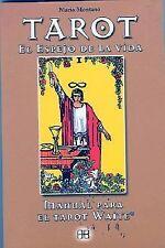 Tarot el Espejo de la Vida. Manual para el Tarot Waite Tarot Y Adivinacion Sp