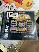 Arcades Greatest Hits the Atari Collection 1 PS1 Playstation 1 Complete