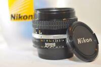 Nikon Nikkor 50mm f/1.4 AIS AI-S PRIME Standard lens for FE FA FM2 F3 F5 DF D750