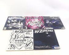 Razorcake Punk Rock Magazine 5 issues Lot #42 #51 #53 #68 #69 Music