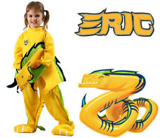 NRL Eels Childrens Team Mascot Costume supporting 5 or 6 yrs NACare Foundation