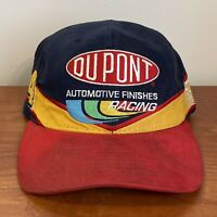 Jeff Gordon Dupont Motorsport Hat Baseball Cap Snapback NASCAR Racing 24 USA Men