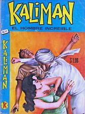Kaliman El Hombre Increible #42 - Septiembre 17, 1966 - Mexico