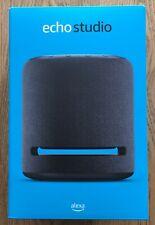 Amazon Echo Studio Smarter Lautsprecher - Anthrazit NEW