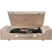 Crosley Nomad Portable Turntable with 33 1/3 / 45 / 78 RPM & Bluetooth - Brown