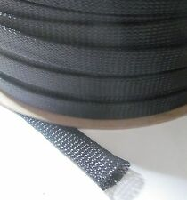 "NEW 1000' SPOOL NELCO PROTECTO PE 1"" EXPANDABLE BRAIDED POLYESTER CABLE SLEEVING"