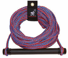 Airhead 1 Section 75' Waterski Wakeboard rope 23mt/floating handle c/w rope tidy