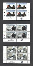 ASCENSION ISLANDS 2013 SG 1176/81 MNH Blocks of 4 Cat £52