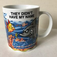 Houston Aquarium Underwater Adventure Coffee Souvenir Mug Cup Personalized Texas