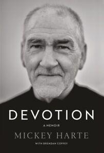 Devotion : A Memoir by Mickey Harte NEW Hardback BOOK