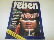 Abenteuer & Reisen - April 04 / 1987 - USA, Kairo-Kapstadt, Österreich, Sizilien