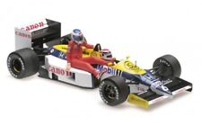 1:18th Williams Honda FW11 Nelson Piquet/Keke Rosberg 1986