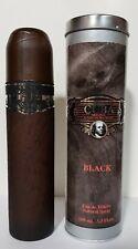 Cuba Paris Cuba Black 3.3oz Men's Eau de Toilette New In The Box