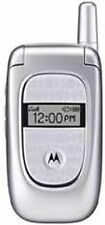 GREAT FLIP MOTOROLA V190 UNLOCKED GSM MOBILE CELL PHONE FIDO ROGERS CHATR CUBA