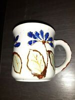 Otagiri Coffee Mug Tea Cup Brown Speckled  Style Vintage Stoneware